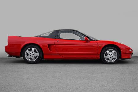 Honda NSX (UK supplied)