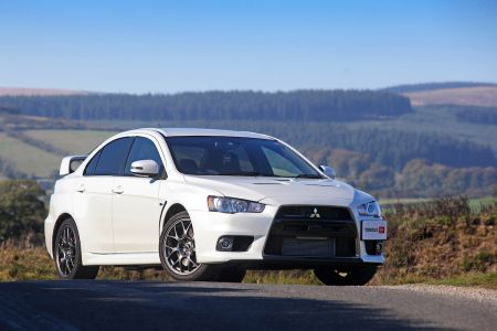 Mitsubishi Evo X Final Edition