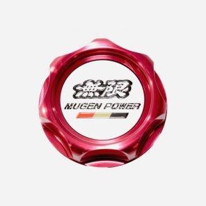 Mugen Oil Filler Cap - Red