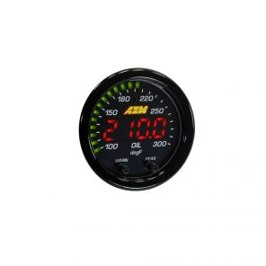 AEM X-Series Digital Temperature Gauge