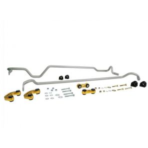 Whiteline Front and Rear Anti Roll Bar - Forester SF