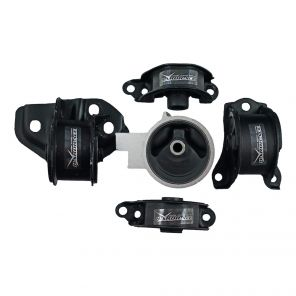 Hardrace Harden Engine Mount Set - Impreza GD
