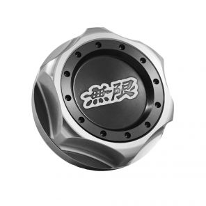 Mugen Oil Filler Cap - Grey
