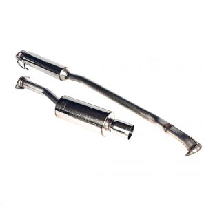 Fujitsubo RM-01A Cat Back Exhaust - Silvia S15