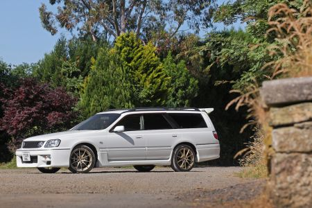 Nissan Stagea 260 RS