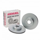 Dixcel PD Replacement Brake Discs - CRZ (ZF1)