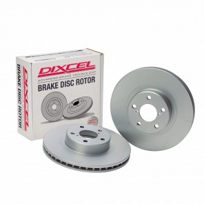 Dixcel PD Replacement Discs - Civic Type R FK2
