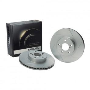 Dixcel SD Rotors - Front - Civic EK/EG 4x100 w/ EK9 Caliper