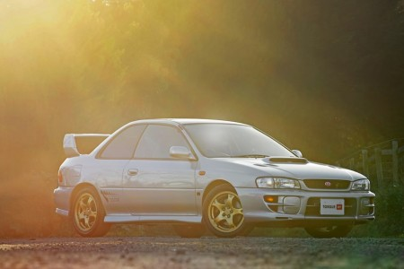 Subaru Impreza STI Type R V5
