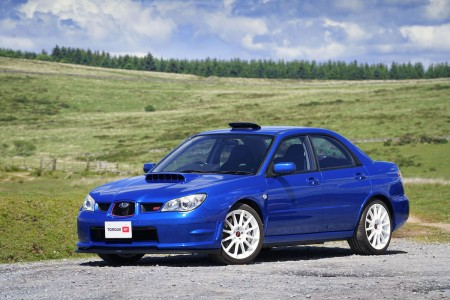 Subaru Impreza STi Spec C RA-R