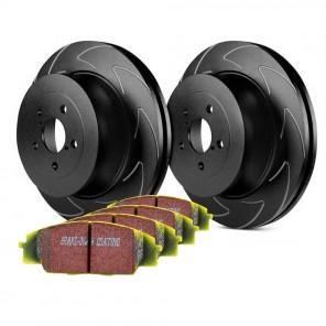 EBC Disc and Pad Kit - Legacy STI BP5