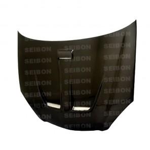 Seibon Carbon Fibre Bonnet - MG Style - DC5 Integra