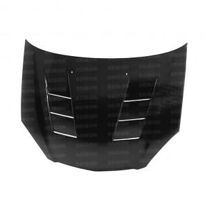Seibon Carbon Fibre Bonnet - TS Style - DC5 Integra