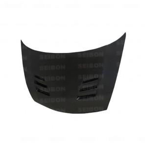 Seibon Carbon Fibre Bonnet - TS Style - FD2 Civic