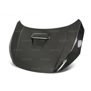Seibon Carbon Fibre Bonnet - TR Style - Civic FK8