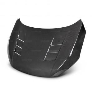 Seibon Carbon Fibre Bonnet - TS Style - Civic FK8