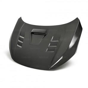 Seibon Carbon Bonnet - TS Style (Scoop) - Civic FK8