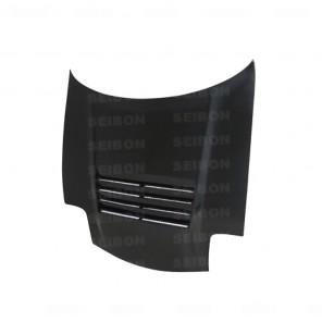 Seibon Carbon Fibre Bonnet - DS Style - RX7 FD3S