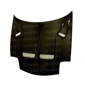 Seibon Carbon Fibre Bonnet - KS Style - RX7 FD3S