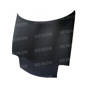 Seibon Carbon Fibre Bonnet - OEM Style - RX7 FD3S