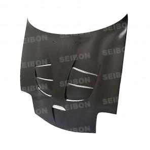 Seibon Carbon Fibre Bonnet - ST Style - RX7 FD3S