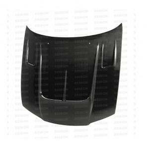Seibon Carbon Fibre Bonnet - TT Style - R33 GTST