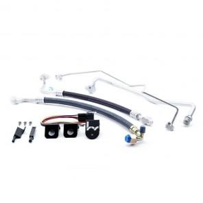 Hybrid Racing K-Series Swap Air Conditioning Line Kit - Civic (96-00)
