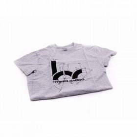 Hybrid Racing Dimensions T-Shirt (Grey)