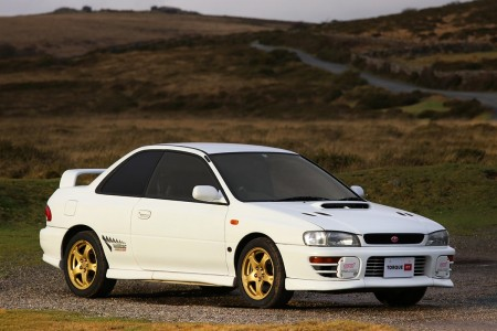Subaru Impreza STi Type R V4
