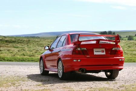 Mitsubishi Evolution VI TME