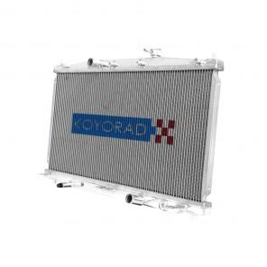 Koyo Performance Aluminium Radiator - Evo 4-6