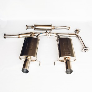 Fujitsubo Legalis R Exhaust - Accord CL9/CL7