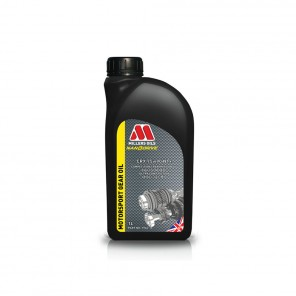 Millers CRX 75w90 NT+ Fully Synthetic Gear Oil - LS 1L