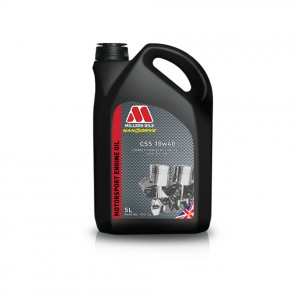 Millers CSS Nanodrive 10W40 Semi Synthetic Oil - 5L