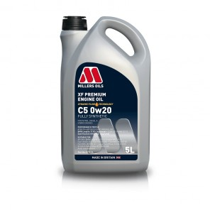 Millers XF Premium C5 0w20 Fully Synthetic - 5 Litres