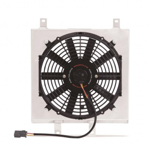 Mishimoto Aluminium Fan Shroud Kit - Civic EK9