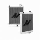 Mishimoto Half-Size Aluminium Radiator - Evo 7-9
