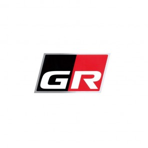 TRD GR Discharge Sticker - Small