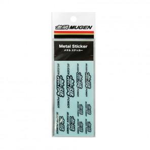 Mugen Power Metal Sticker Set