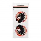 Mugen Commander Eye Sticker