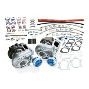 Tomei MX7655 ARMS Turbo Charger - R32/R33/R34 GTR