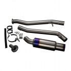 Tomei Expreme Ti Full Titanium Exhaust - Impreza STi (00-04)