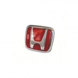 Genuine Honda Front Red H Badge - Civic Type R FD2