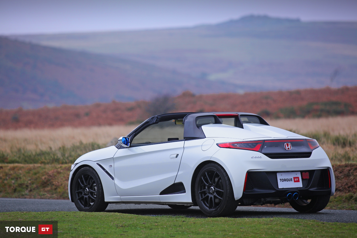 Is the Honda S660 the greatest KEI car ever made?