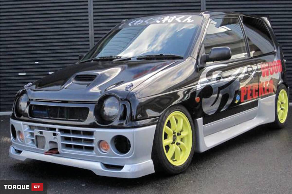 Suzuki Alto Works RS/Z (Race Spec)