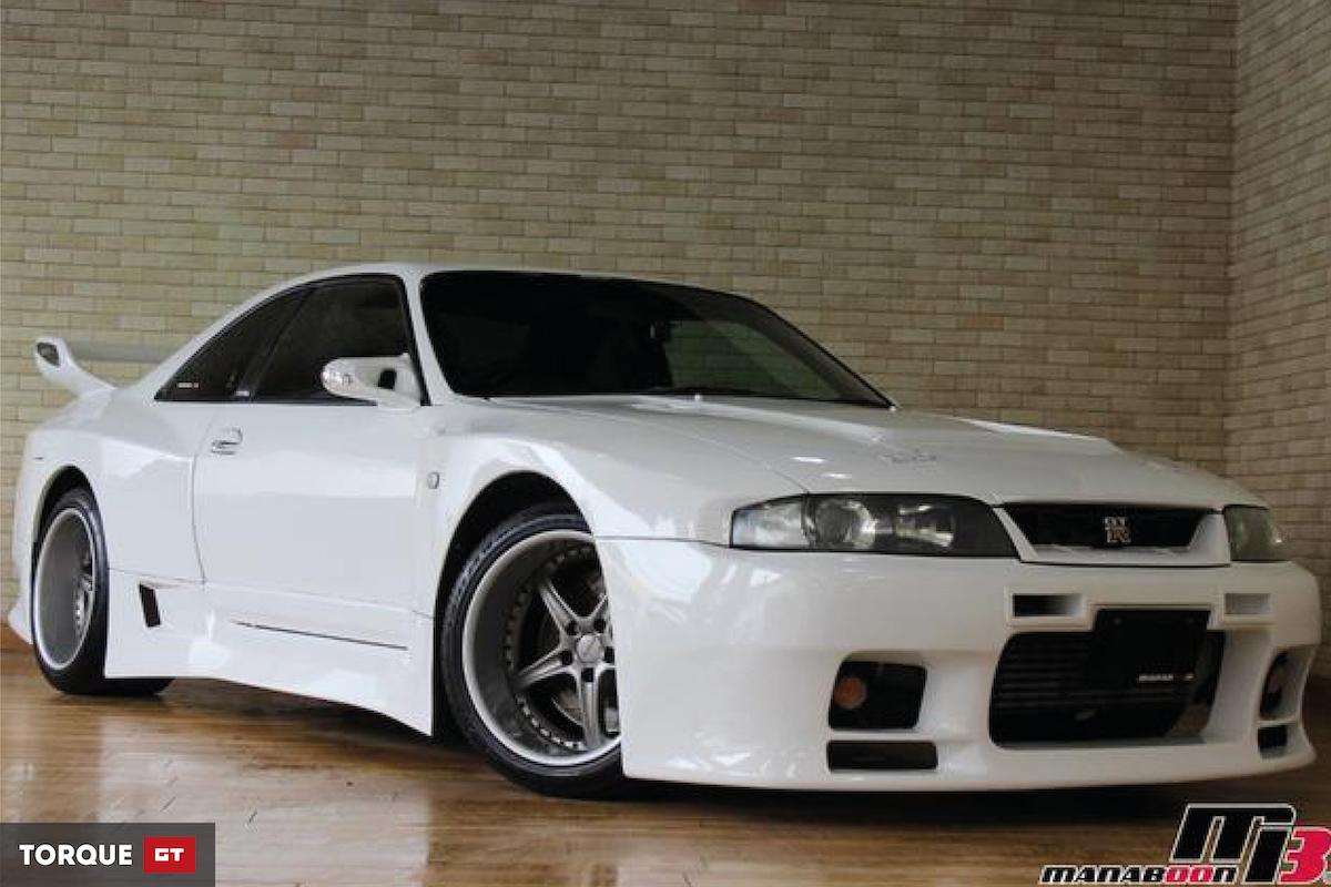 500BHP R33 GT-R V Spec 2.7