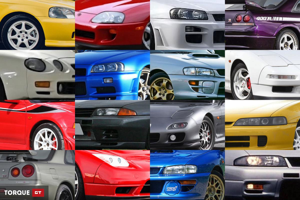 Best Japanese Investment Cars