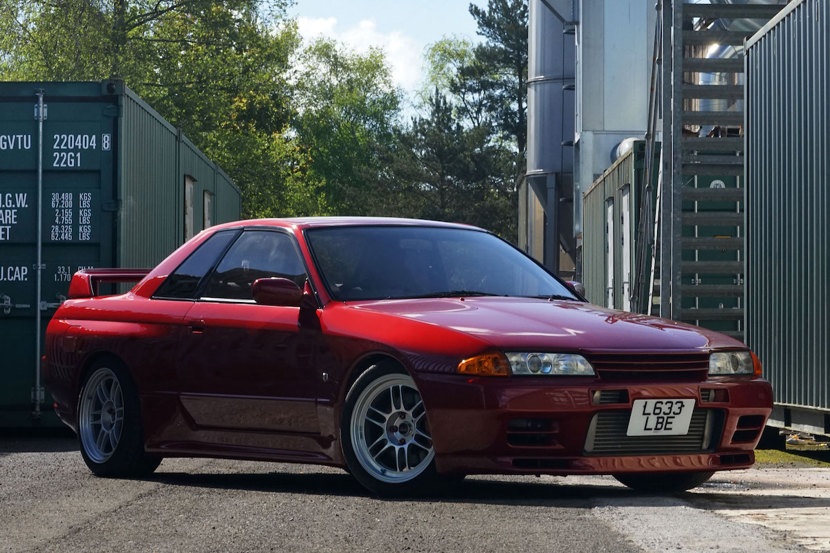 Taking an R32 GT-R to the next level!