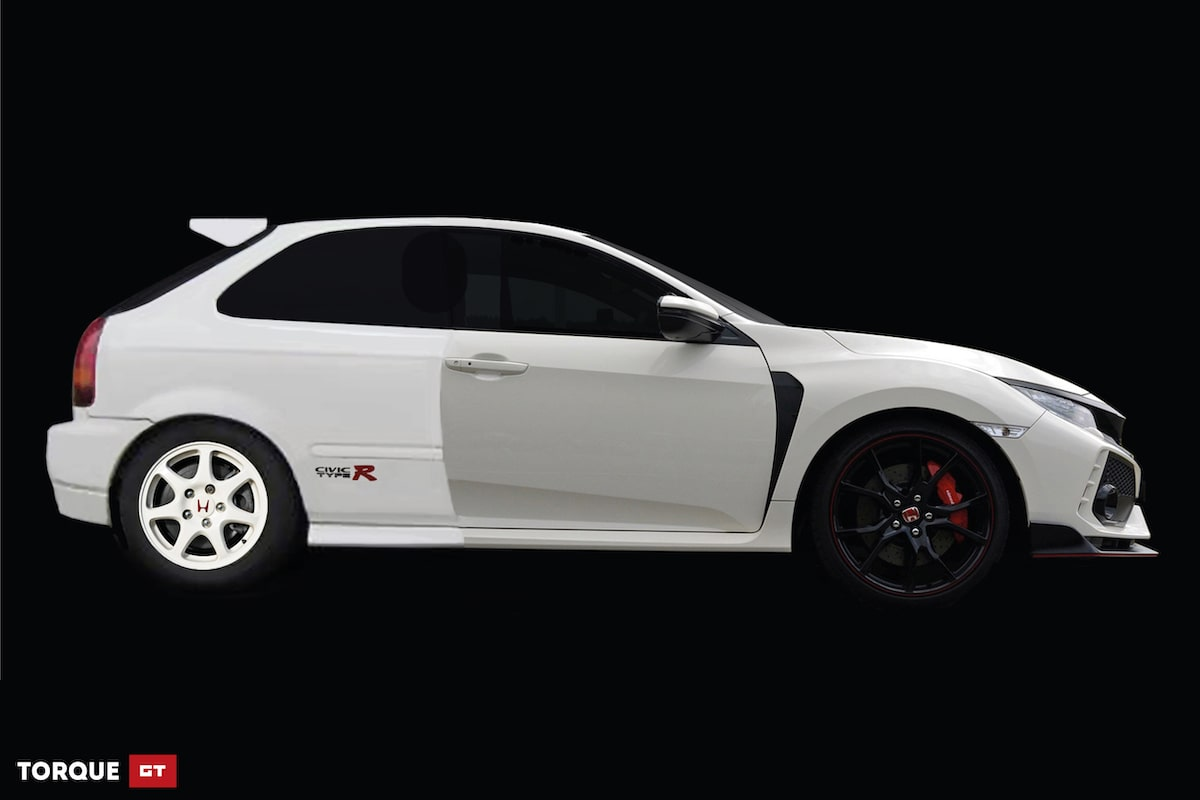 Does more power = a better Type R?