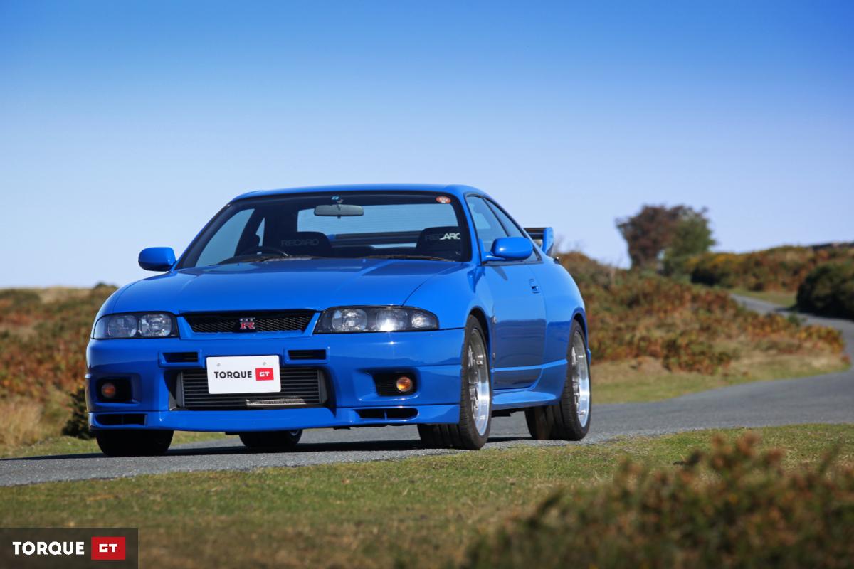 Blue Champion - R33 GT-R LM Limited